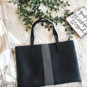Vince Camuto Vegan Leather Lucky Tote